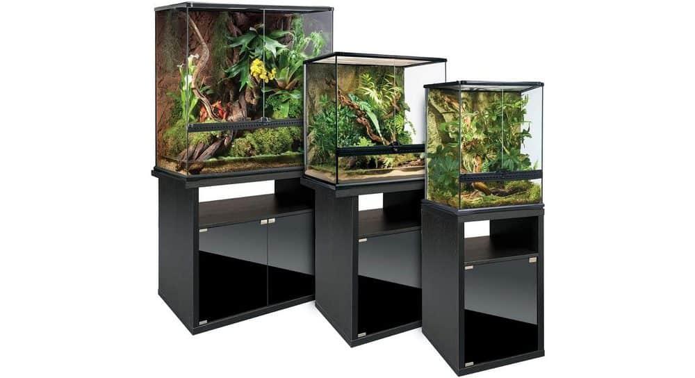 Exo Terra cabinet terrarium
