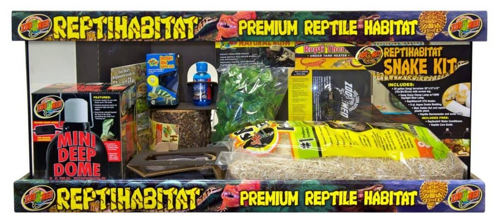 Zoo Med Snake Habitat Kit