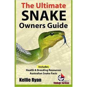 ultimate snake care guide book
