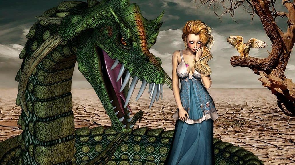Story about scary snake