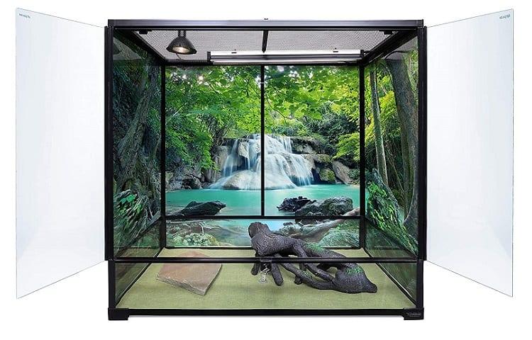 Carolina Custom Cages Extra-Tall Large Terrarium