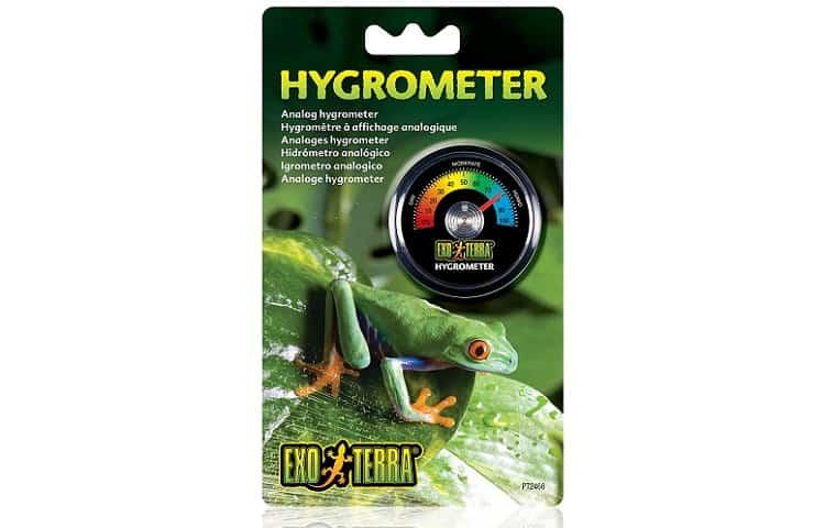 Exo Terrarium Hygrometer Review