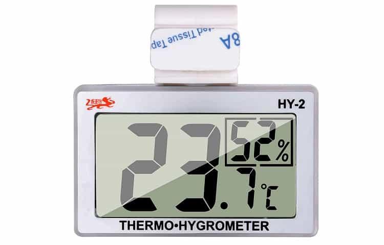 JLENOVEG Reptile Humidity and Temperature Sensor Review