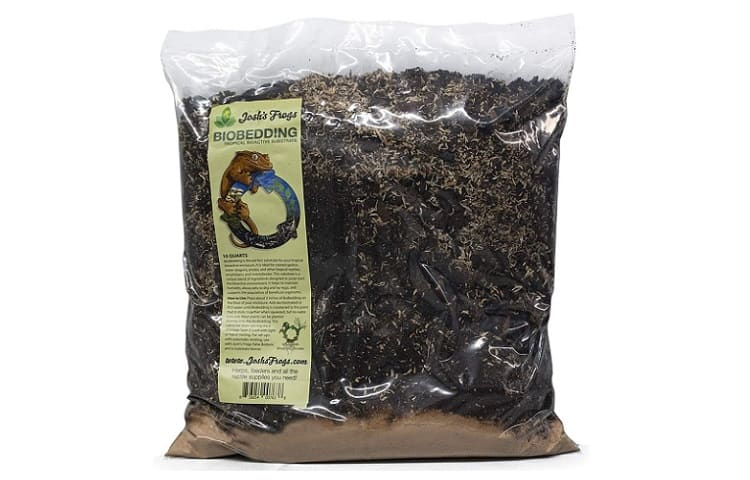 Josh's Frogs BioBedding Tropical Bioactive Substrate Review