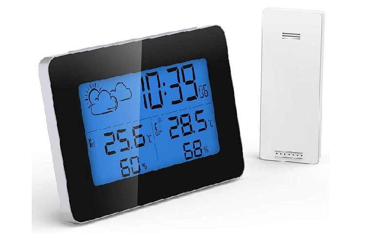 Quntis Wireless Indoor Outdoor Hygrometer/Thermometer Review