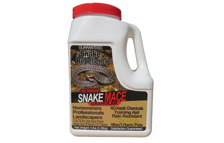 Nature's Mace Granular Snake Repellent