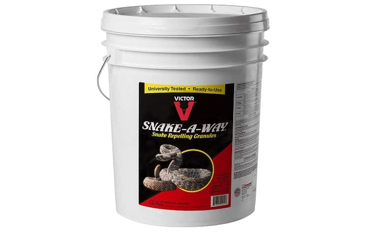 Victor Snake-A-Way Snake Repelling Granules Review