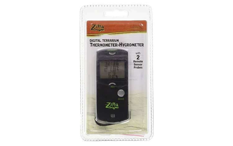 Zilla Digital Thermometer-Hygrometer Review