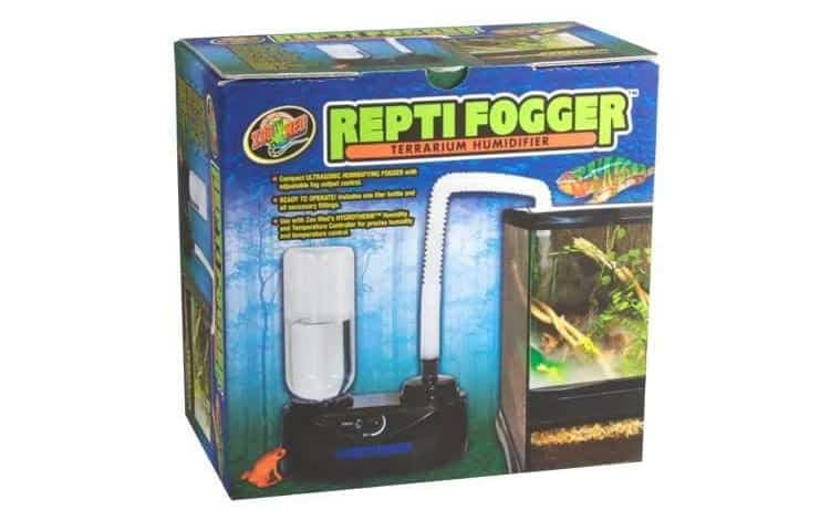 Zoo Med Reptifogger Terrarium Humidifier Review