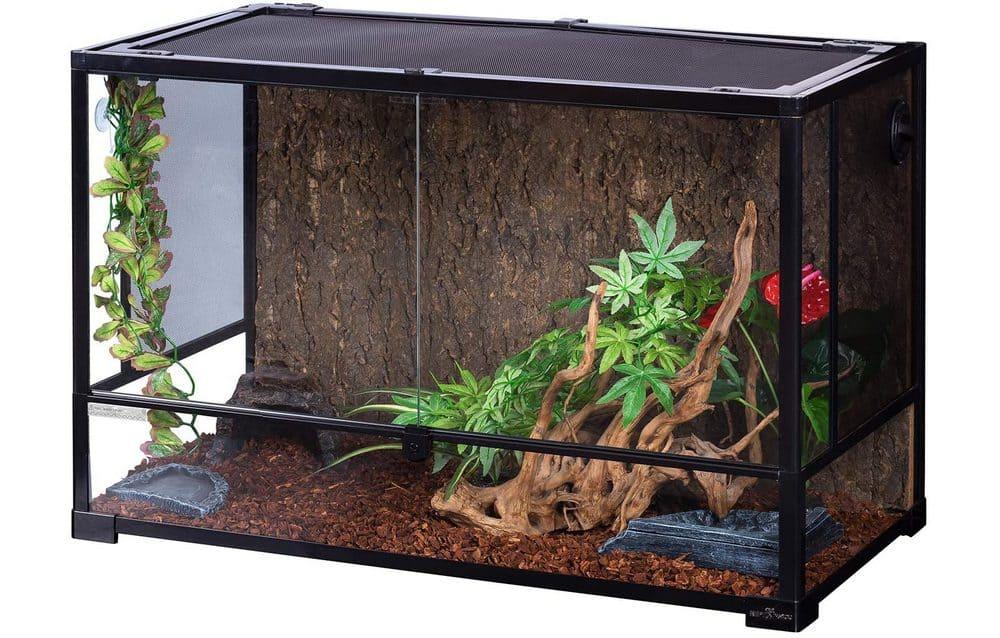 Repti Zoo 67 Gallon Glass Terrarium